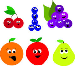 Image result for fruit clipart