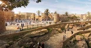 الدرعية.. تراث عريق يفتح بوابة السياحة التاريخية بالسعودية