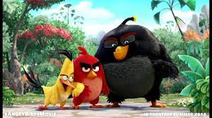 The Angry Birds Movie trailer is entertaining