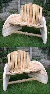Cute And Neat Wood Pallet Recycling Ideas