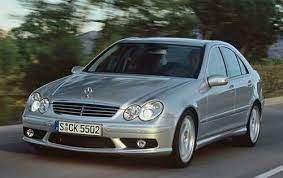 It is not the exact data for the actual vehicle being offered for sale and data for older models may vary slightly. Used 2006 Mercedes Benz C Class C55 Amg Review Edmunds
