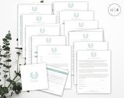 Photography Contracts Photography Contracts Set Photography Business Forms Portrait Photography Template Set Wedding Photographer Contract Bundle Pf02