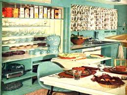1950s kitchen decor birdcages retro aesthetic decorating ideas vintage  items and decorations