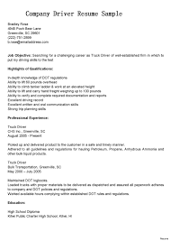 Objective For Truck Driver Resume Truck Driver Resume Sample Cdl Samples Dump Fuel Vesochieuxo 38
