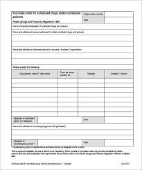Purchase Order Form Template Mesmerizing Purchase Order Form Free Free Order Form Free Printable Work Order