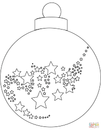 Print out the ornaments on card stock, and color as desired. Top Free Printable Christmas Ornament Coloring Pages Best Your Toddler Will Love Crafts For Kids Preschool Xmas Ideas Diy Friendly Oguchionyewu