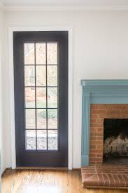 the best trick for painting french doors blesserhouse com a quick tip for