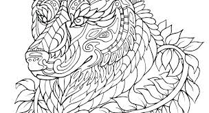 Mexican Gray Wolf Coloring Pages Hard Page Wild Animal Magicmasters