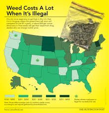 Weed Gram Chart Heres Where To Find The Cheapest Weed In The U S Huffpost