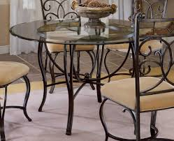Metal Kitchen Table And Chairs Hillsdale Pompei Metal Dining Table With Slate Top 4442 810 811