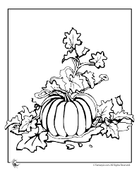 Pumpkin Patch Coloring Pages Images Pictures Becuo Coloring Home