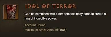 Infernal Machine Demonic Organ Drop Rate Boosted Diablo