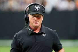 Raiders Coach Jon Gruden Resigns as Email Scandal Grows