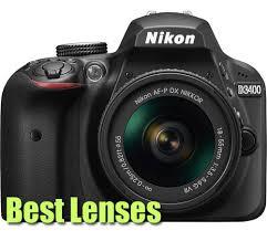 Nikon D3400 Lens Compatibility Chart Best Lenses For Nikon D3400 New Camera