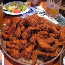 Hooters Nutrition Chart Hooters Naked Wings Recipe