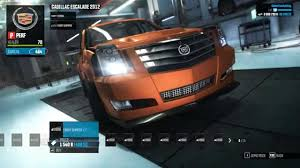 The Crew: Cadillac Escalade perf spec - YouTube