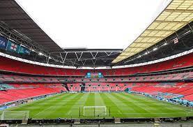 """ويمبلي"""" جاهز لاستضافة نهائي يورو 2020 بين إيطاليا ضد إنجلترا.. صور –  كوكيووكي"""