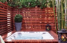 Backyard Design Online Impressive 48 Hot Tub Deck Ideas Secrets Of Pro Installers Designers
