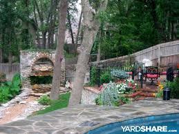 Landscaping Ideas Backyard Paradise YardShare Beauteous Backyard Paradise Landscaping Ideas