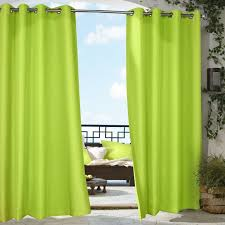 outdoor curtain for gazebo interesting bright solid color indoor panels t507
