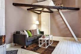 Apartment Best Loft Beds For Small Rooms Nice Ideas Interior Room  Collection Table Stairs