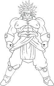 Dragon Ball Z Coloring Pages Vs Download Vegeta Colouring Lisaallenme