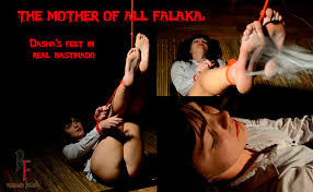 Tortures woman fetish falaka clips