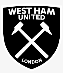 Download now for free this west ham united logo transparent png picture with no background. West Ham United Fc Logo Black And White Logo West Ham United 2400x2664 Png Download Pngkit