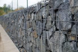 gabion wall basket fence what they