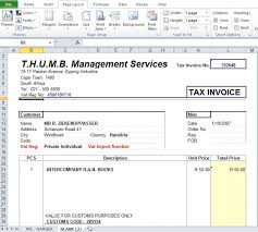 Tax Invoice Layout Best Download Our Sample Of Blank Tax Invoice Format In Excel Blank Tax