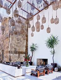 Cindy Crawford Home George Clooney And Cindy Crawfords Home In Mexico Popsugar Home