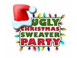 Omar's Christmas Ugly Sweater Party TONIGHT!