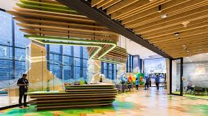 google office hq. Google Asia-Pacific Headquarters In Singapore Office Hq