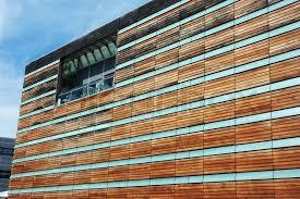 office facades. Stock Image Of \u0027Wooden Facade A Modern Office Building\u0027 Facades R