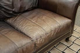 ferguson copeland leather sofa wd 87 1