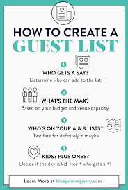 Wedding Seating Chart Etiquette Learn How To Build Your Ultimate Guest List And Seating