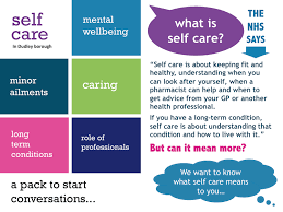 Healthwatch Care Dudley Self Talk About Let's