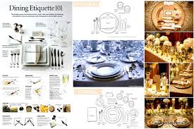 Learn These Fine Dining Etiquette Tips And Feed Your Imagination - Dining room etiquette