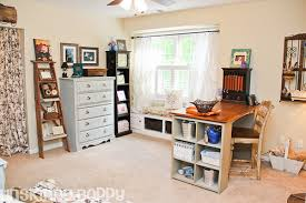 pottery barn office. Pottery Barn Knockoff Home Office Decorating Ideas (1 Of 73)