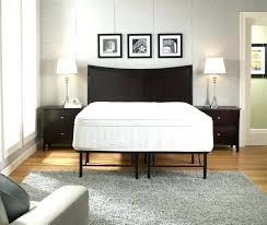 leather platform bed king gorgeous deluxe faux leather platform bed appealing best mattress for platform bed