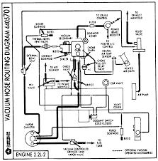 1987 toyota pickup vacuum line diagram large size