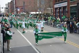 st patrick s parade in pittsburgh
