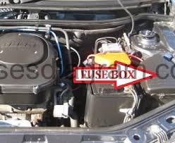 Fiat Stilo Engine Fuse Box Station Wagon Prima Serie