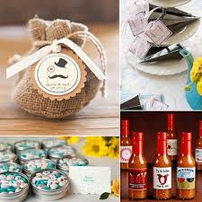 wedding : Guest Gifts Amazing Unique Wedding Favors Let Love Grow ...