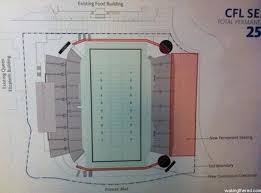 Argos Seating Chart Bmo Field Exhibition Place Board Votes To Expand Bmo Field But
