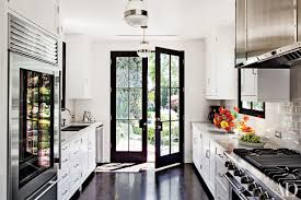 Of White Kitchens 9 Beautiful Black And White Kitchens From The Ad Archives Photos