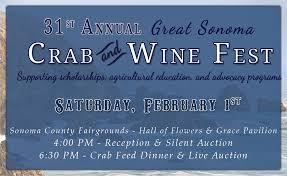Sonoma County Fair Seating Chart Crab Feed Sonoma County Farm Bureau