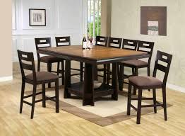 Black Wood Kitchen Table Wooden Chairs For Kitchen Table Winda 7 Furniture