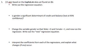 Solved Customer Number Credit Card Account Balance Gender