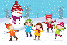 Image result for kids in winter